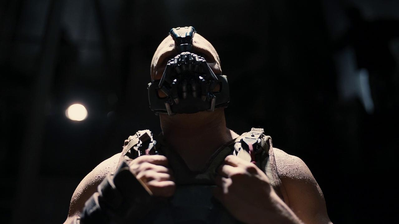 картинки бейна из бэтмена модель проходит